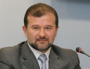 Ющенко не может дозвониться Балоге