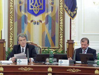 Ющенко отпустил Балогу