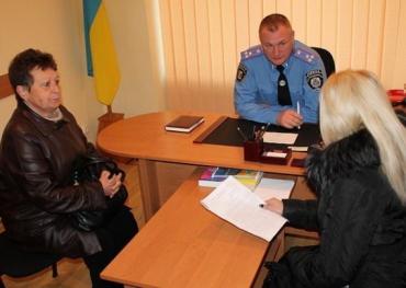 Закарпатці просили у Князєва взяти їх дітей в поліцію.