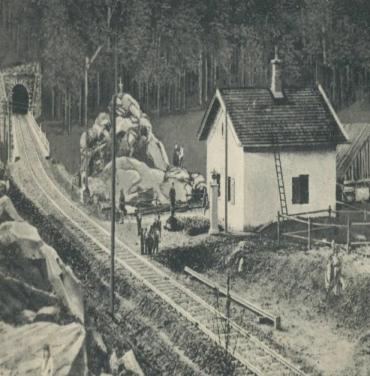 Як будувалася Транскарпатська залізнична магістраль?