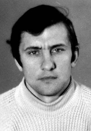 Іван Герег народився у м.Хуст на Закарпатті