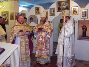 в Ужгородській Академії імені святих Кирила і Мефодія відбулось урочисте відзначення Актового дня