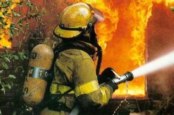 В Ужгороде сгорел дом заместителя Ратушняка