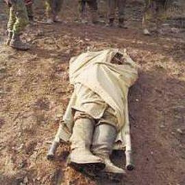 Олейник умер не в больнице, его убили в поле
