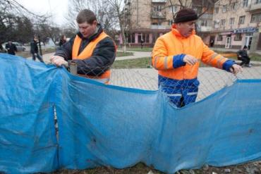 Влада Ужгорода виконує свої обіцянки і протидіє забудові прибудинкових територій