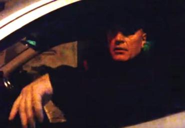 Після матюків на адресу поліцейських Сергій Ратушняк втік.