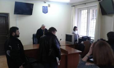 """Ужгородський суд розглядає заяви адвокатів бійців """"Правого сектору"""""""