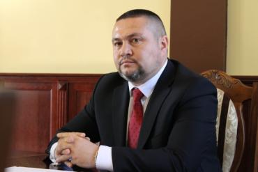 Голова Управління СБУ в Закарпатській області Олег Воєводін.
