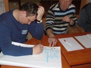 Закарпатці на тренінгу з'ясували мотиви благодійників, меценатів та спонсорів.