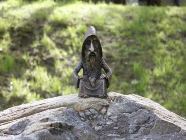 У Карпатському лісі оселився кельтський друїд