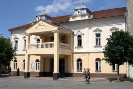 Мукачево, Закарпатський обласний театр драми і комедії.