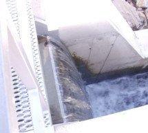 Штучний водоспад на Тереблі утворився кілька днів тому.