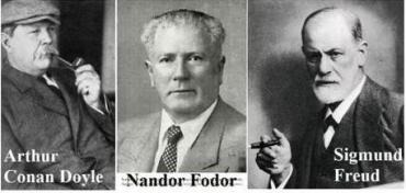 Доктор Нандор Фодор із м.Берегово — «мисливець за привидами».