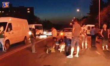 Аварія з жертвами на переході в Ужгороді