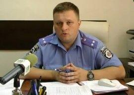 Начальник отдела ГАИ Ужгородского ГО УМВД Алексей Спивак