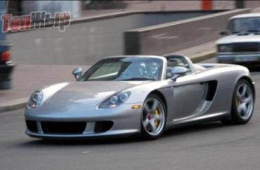 """Porsche Carrera GT для """"маленького"""" Степана Черновецкого"""