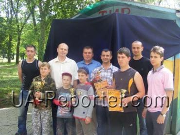 В Ужгороді пройшли змагання зі стрільби у Боздошському парку