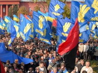 """""""Свобода"""" призывает украинские власти немедленно навести порядок в Закарпатье"""