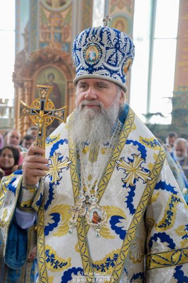 Архієпископ Мукачівський і Ужгородський владика Феодор