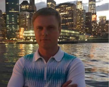 Народний депутат України закарпатець Валерій Лунченко.