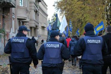 Масові акції в Ужгороді пройшли без порушень