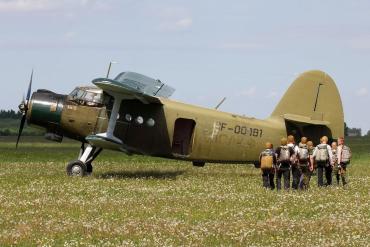 В 1960-х роках Берегово мало власний аеродром