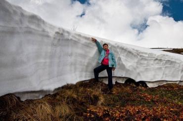 Найбільш сніжний населений пункт на Закарпатті