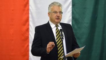 Віце-прем'єр Угорщини Жолт Шем'єн