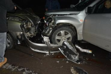 Жахлива ДТП в Мукачеві: є жертви і травмовані