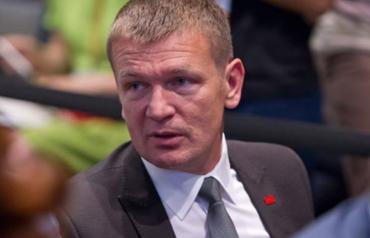 Народний депутат України Роберт Горват.