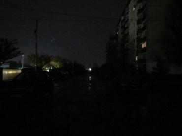 Ужгородці незадоволені темними міськими вулицями