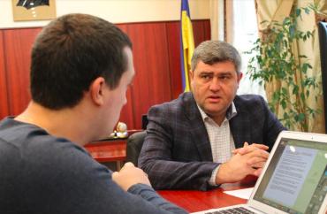 Роман Стефанишин, начальник ГУ Нацполіції України у Закрапатській області