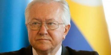 Екс-міністр закордонних справ України Борис Тарасюк