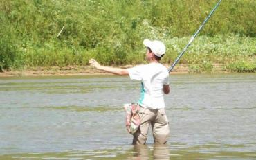 В українських річках знайшли унікальну рибу-вбивцю