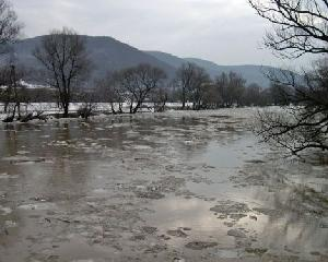 15-16 грудня на Закарпатті очікуються сильні опади.