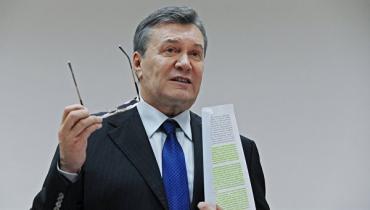 Янукович обратился к здравомыслящим украинцам