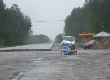 Ограничения проезда автотранспорта в Украине
