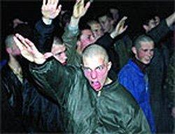 В чешском Новом Книне собралось около 300 неофашистов