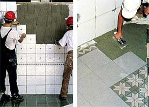 В Межгорье готовят будущих облицовщиков-плиточников