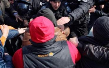 В Одессе случилась массовая драка между украинцами и турками
