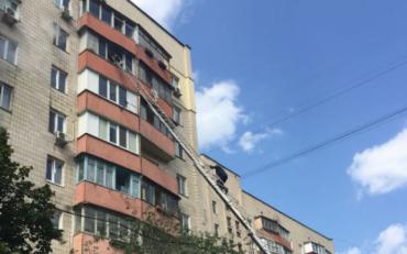 Моторошна пожежа в Києві забрала життя дитини