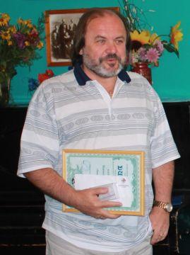 Вихідець із Закарпаття Олександр Масляник.