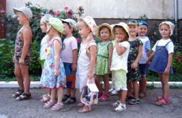 В селе Крайниково заработал детский сад