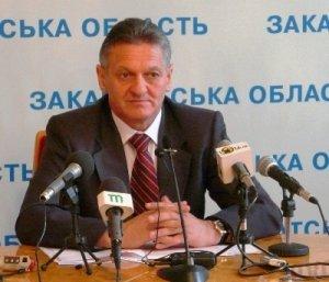 В Ужгороді Олександр Ледида провів прес-конференцію