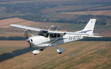 Літак з українцями впав у Греції, є загиблі