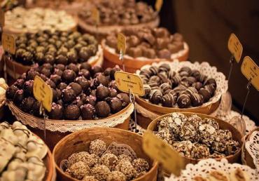 Мастера из Львовской мастерской шоколада будут проводить мастер-класс