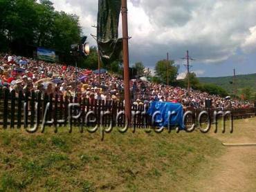 """У Словакії відбувся міжнародний фестиваль """"Под Полянов"""""""