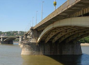 В Будапеште будут ремонтировать мост Маргит