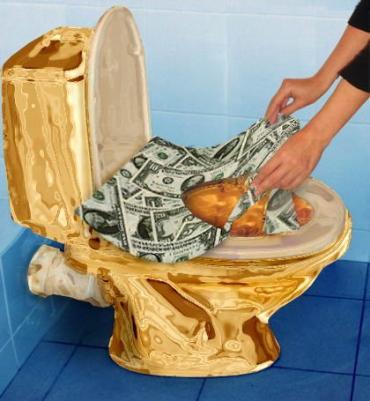 Меры противодействия коррупции в Украине не работают из-за... коррупции
