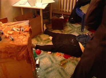 На Николаевщине убили женщину-охранницу